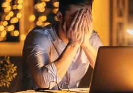 Stress facial or allergy edema